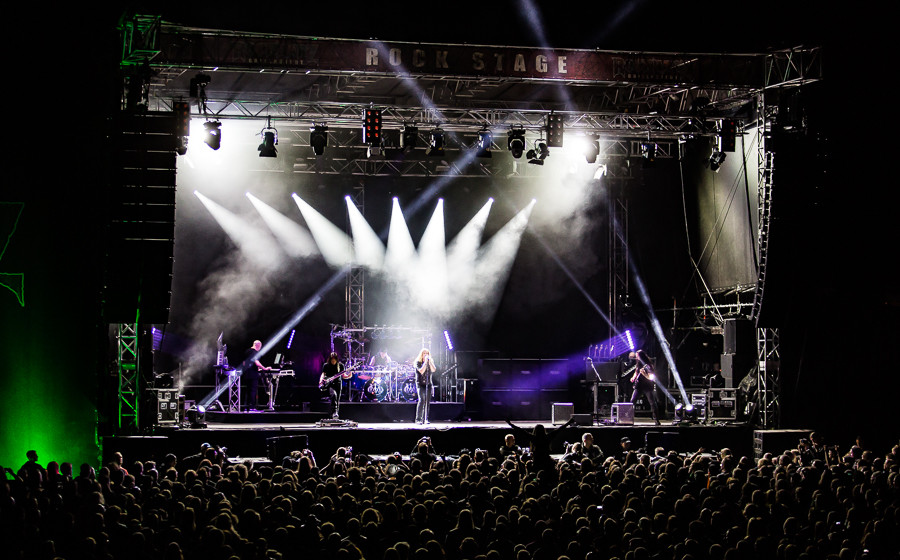 Dream Theater auf dem Rock Harz 2015