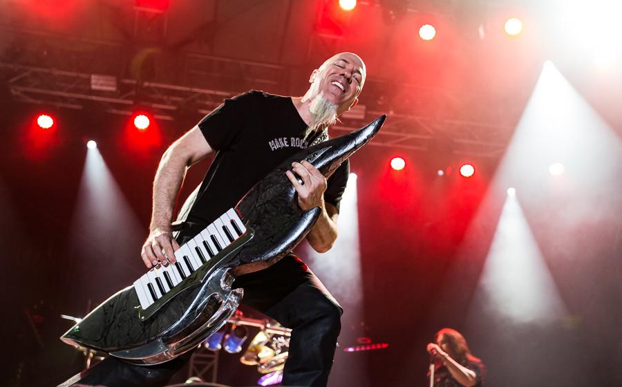 Dream Theater auf dem Rock Harz 2015