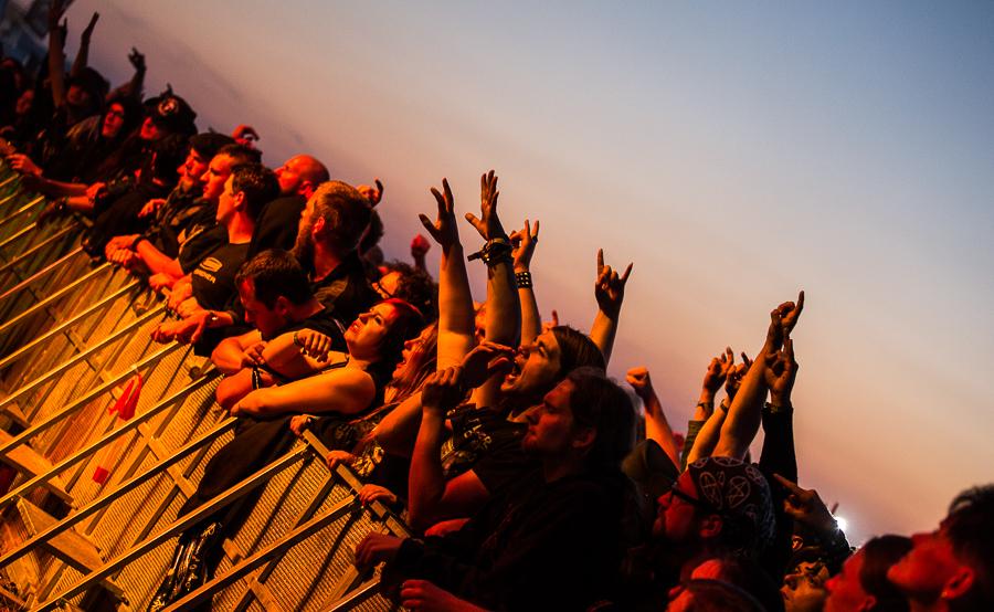 FearFactory auf dem Rock Harz 2015