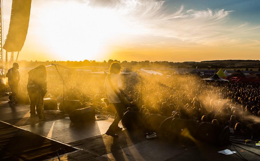 Soulfly auf dem Rock Harz 2015