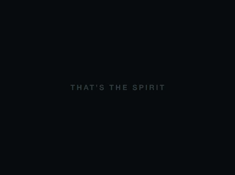 Bring Me The Horizon THATS THE SPIRIT