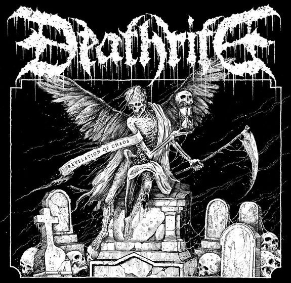 Deathrite REVELATION OF CHAOS