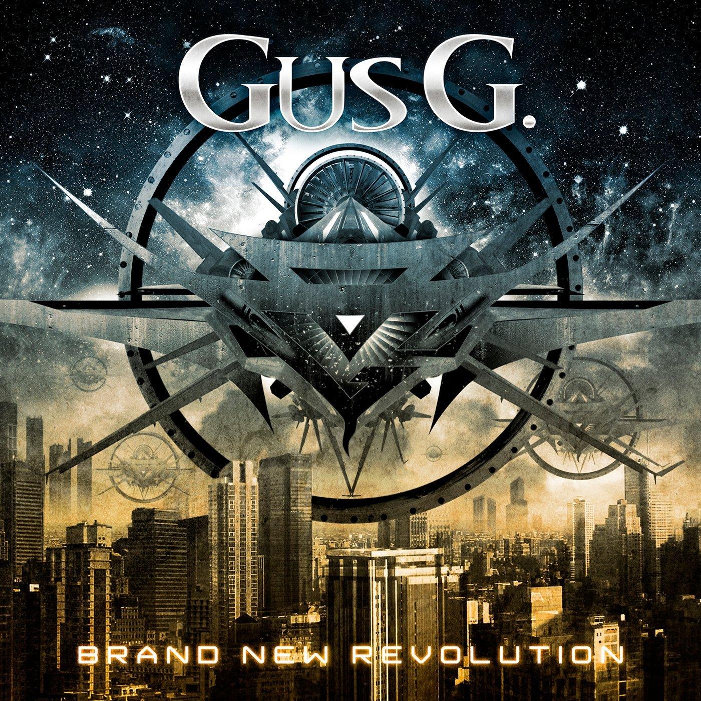 Gus G BRAND NEW REVOLUTIONB