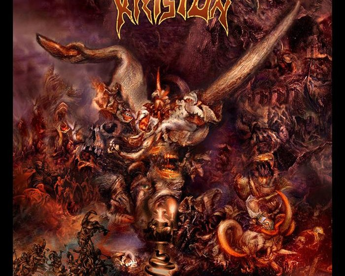 Krisiun -- Forged In Fury