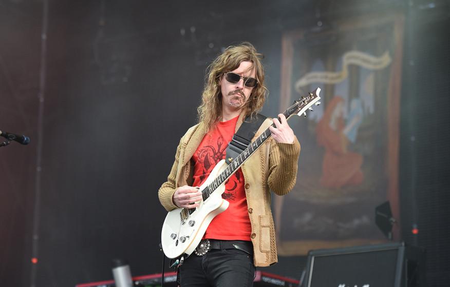 Opeth Wacken 2015