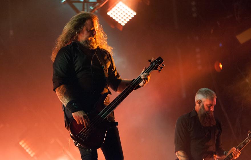 In Flames Wacken 2015
