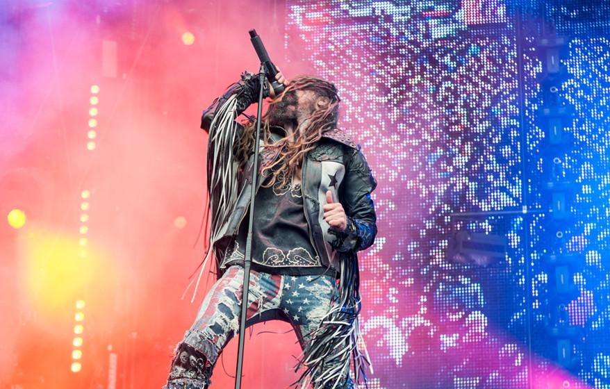 Rob Zombie Wacken 2015