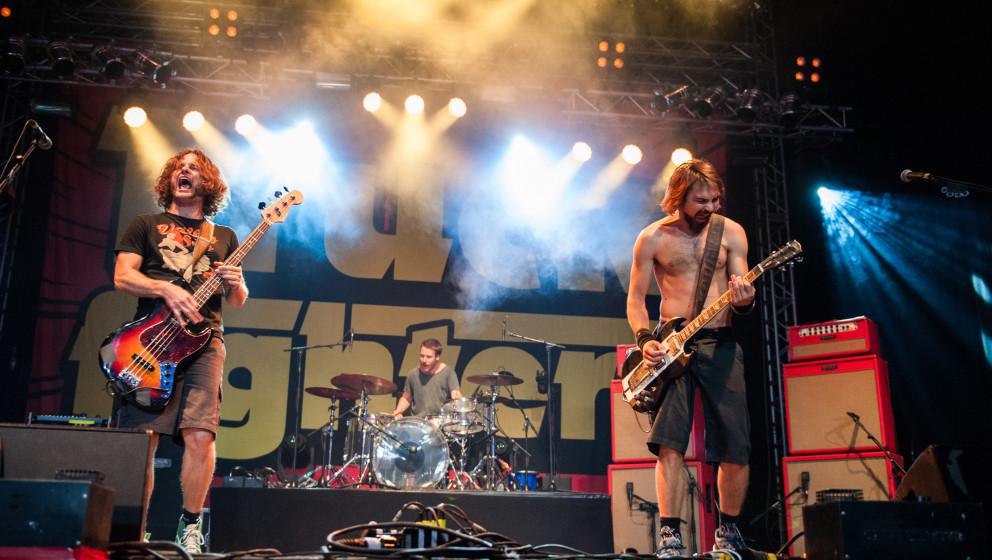 Die Bands vom Freitag, Wacken 2015