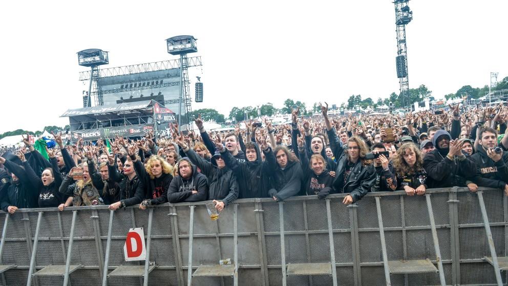 Sepultura in concert at 26th Wacken Open Air festival in Wacken, Germany on July 31th 2015 photo : Julien Reynaud/APS-Medias/