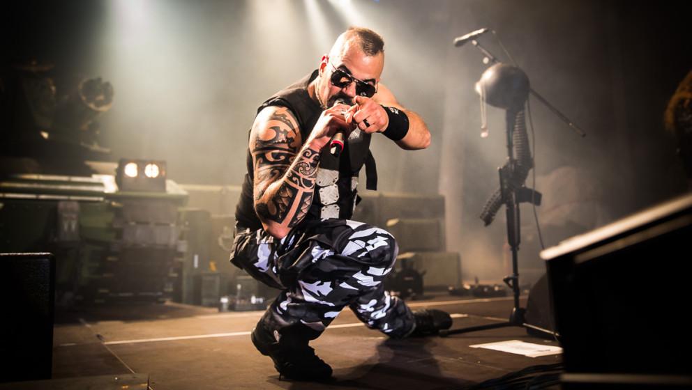 Sabaton - Die schwedischen Metal-Panzer sind eines der Highlights beim Summer Breeze 2016!