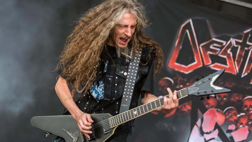 Destruction-Gitarrist Mike Sifringer