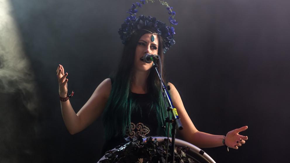 Die ehemalige Cradle Of Filth-Keyboarderin Lindsay Schoolcraft