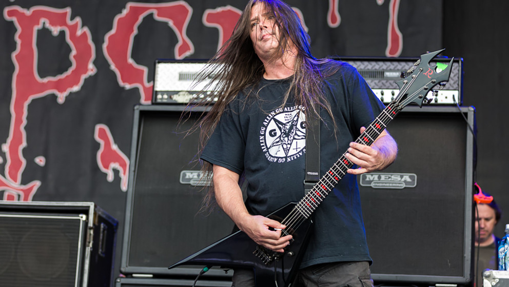Cannibal Corpse-Gitarrist Pat O'Brien