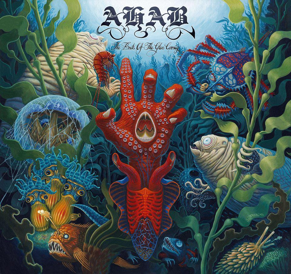 Studioreport: So klingt das neue Ahab-Album THE BOATS OF THE GLEN CARRIG