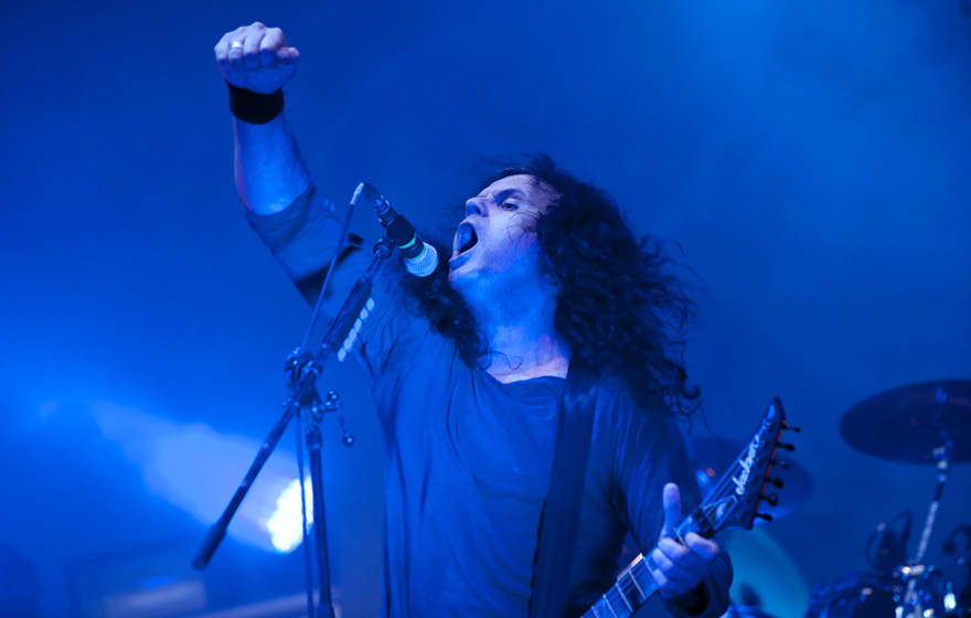Kreator live am Elbriot 2015