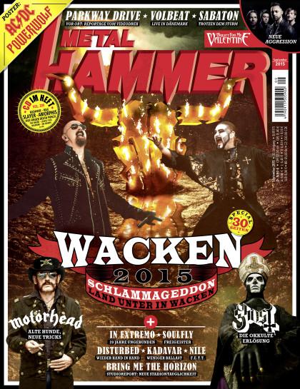 METAL HAMMER 09/2015
