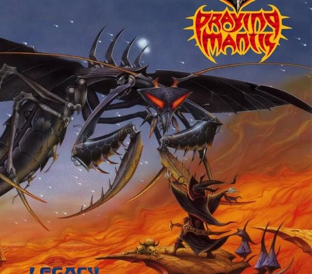 Praying Mantis LEGACY