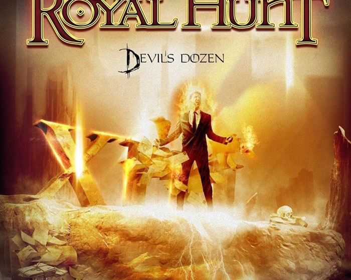 Royal Hunt DEVIL'S DOZEN