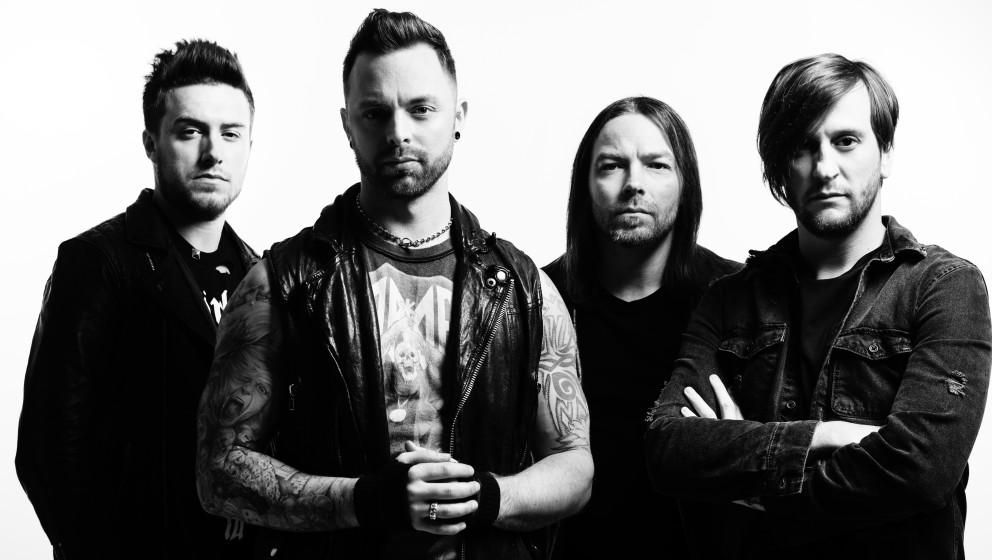 Bullet For My Valentine 2015