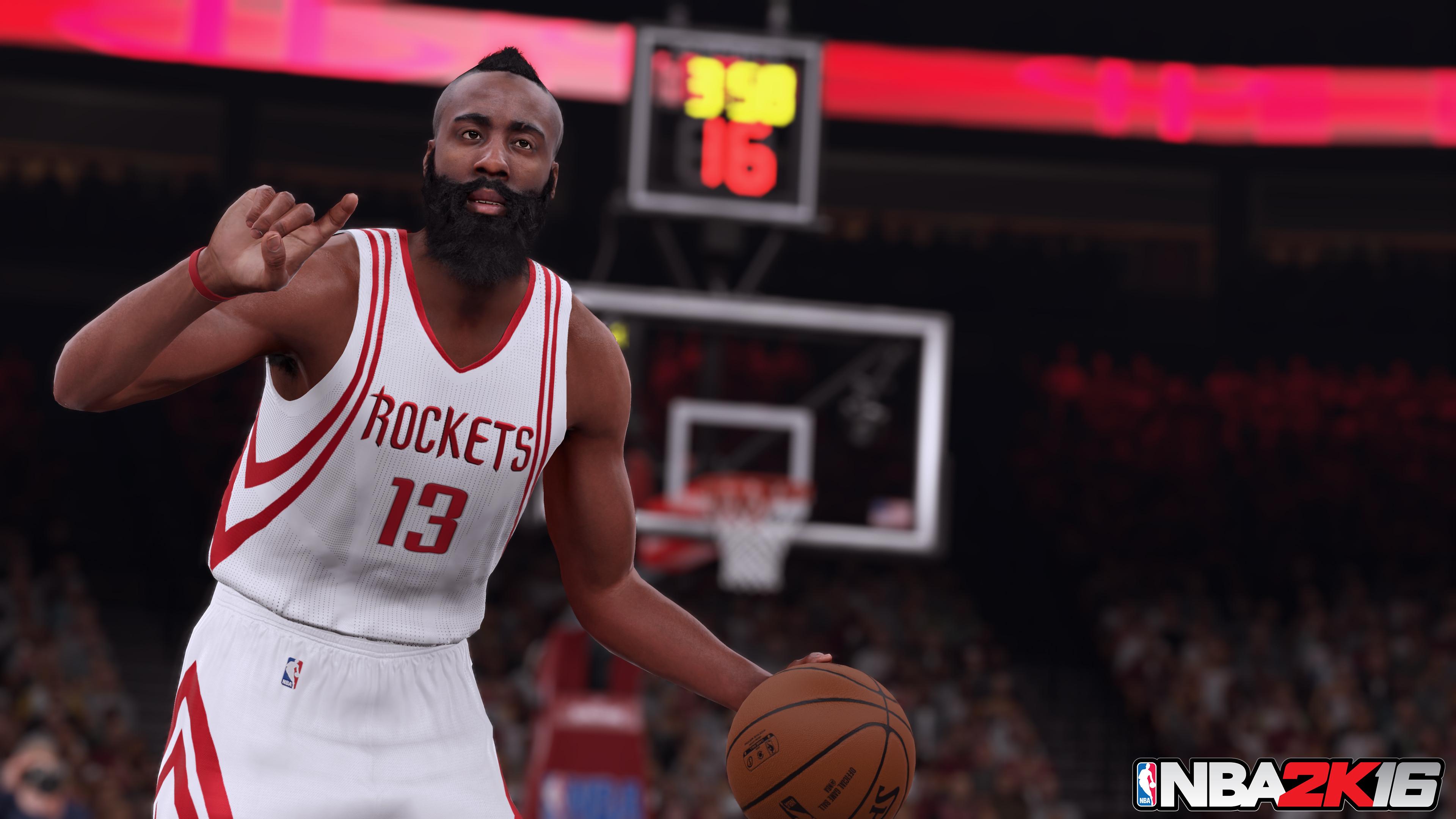 NBA 2K16 Cover-Spieler