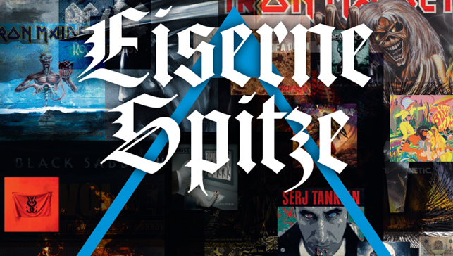 Eiserne Spitze - Metal in den Charts