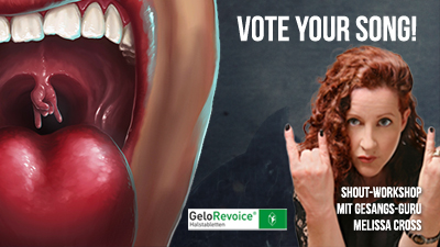 GeloRevoice Vote Your Song