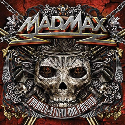 Mad Max THUNDER STORM & PASSION