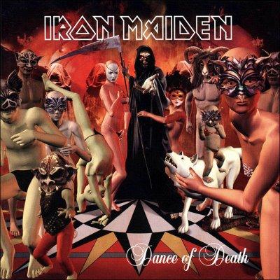 Iron Maiden DANCE OF DEATH 2003
