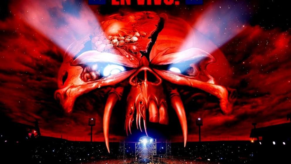 Iron Maiden EN VIVO (Live) 2012
