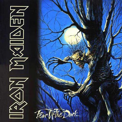 Iron Maiden FEAR OF THE DARK 1992