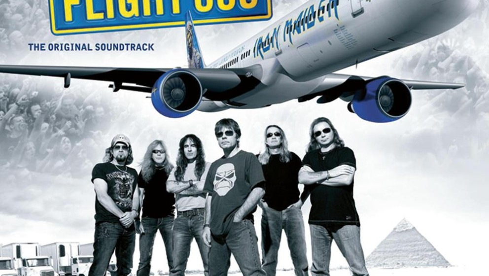 Iron Maiden FLIGHT 666 THE ORINIAL SOUNDTRACK 2009