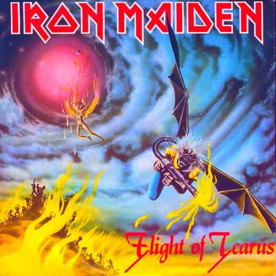 Iron Maiden FLIGHT OF ICARUS (Single) 1983