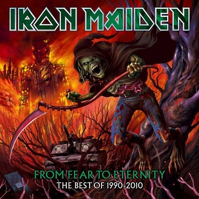 Iron Maiden FROM FEAR TO ETERNITY (Best Of) 2011