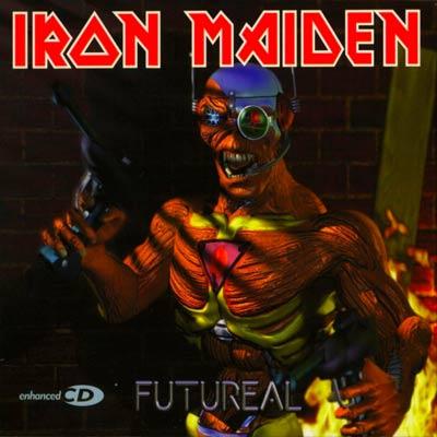 Iron Maiden FUTUREAL (Single) 1998