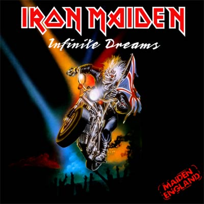 Iron Maiden INFINITE DREAMS (Single) 1989