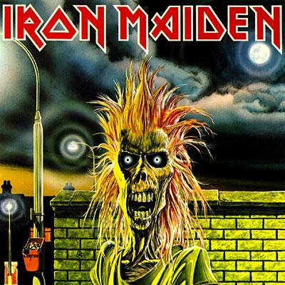 Iron Maiden IRON MAIDEN 1980