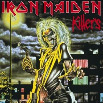 Iron Maiden KILLERS 1981