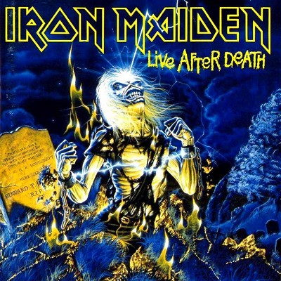 Iron Maiden LIVE AFTER DEATH (Live) 1985