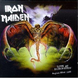 Iron Maiden LIVE AT DONINGTON (Live) 1993