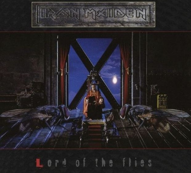 Iron Maiden LORD OF THE FLIES 1996