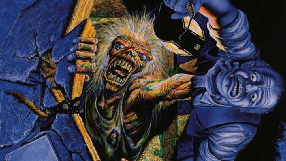 Iron Maiden NO PRAYER FOR THE DYING 1990