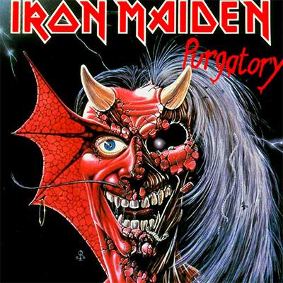 Iron Maiden PURGATORY (Single) 1981