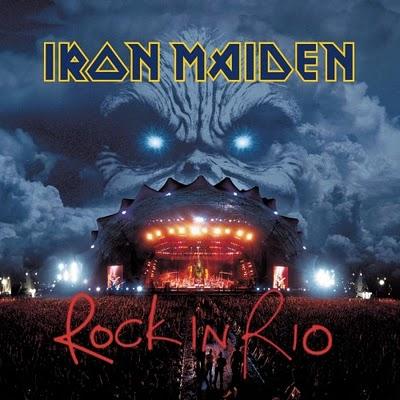 Iron Maiden ROCK IN RIO (Live) 2002