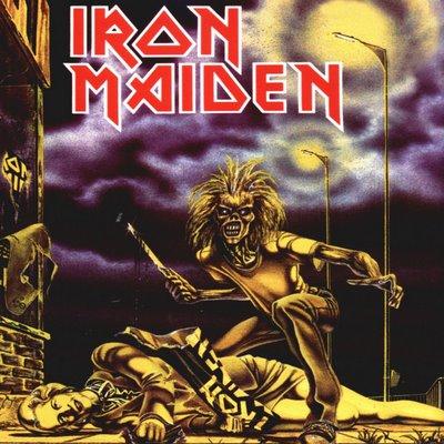 Iron Maiden SANCTUARY (Single) 1980