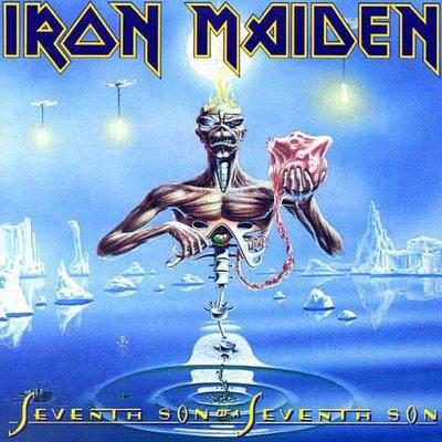 Iron Maiden SEVENTH SON OF A SEVENTH SON 1988