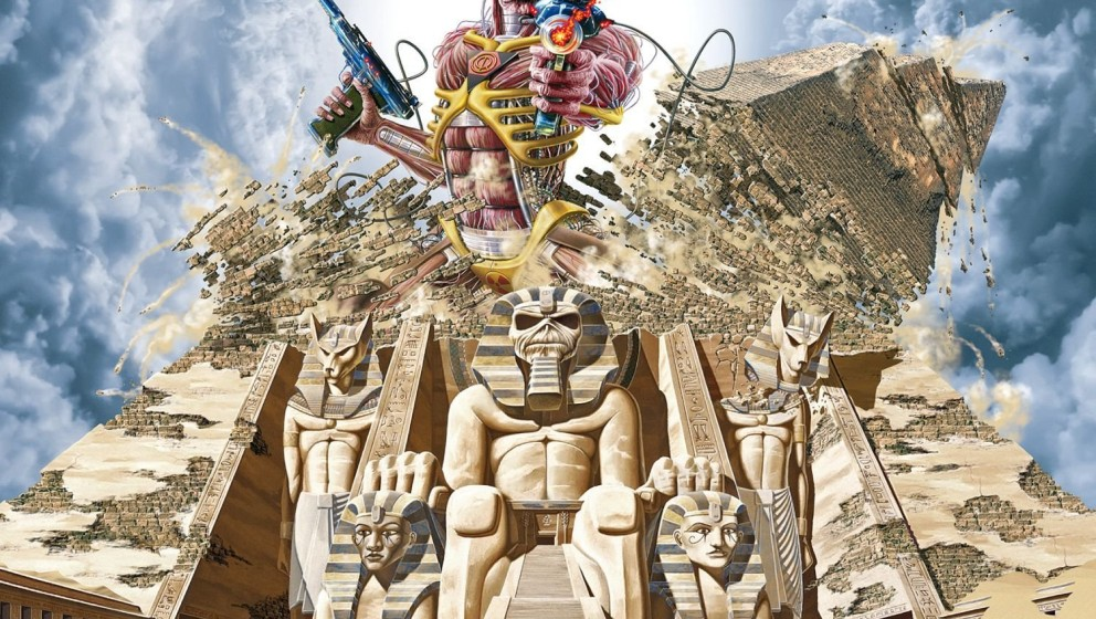 Iron Maiden SOMWHERE BACK IN TIME (Best Of) 2008