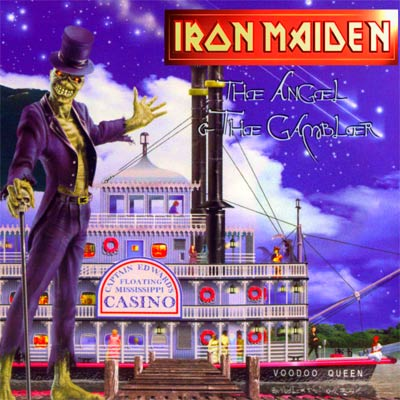 Iron Maiden THE ANGEL & THE GAMBLER (Single) 1998