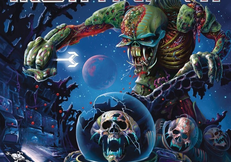 Iron Maiden THE FINAL FRONTIER 2010