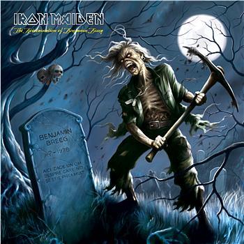 Iron Maiden THE REINCARNATION OF BENJAMIN BREEG (Single) 2006