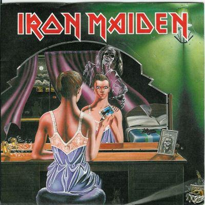 Iron Maiden TWILIGHT ZONE (Single) 1981